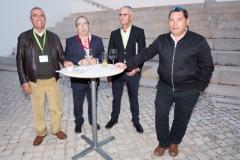 DEBATES E CONVÍVIO DOS PARTICIPANTES