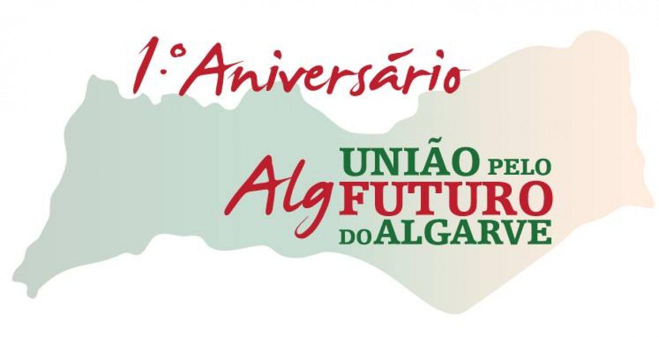 """""""PELO FUTURO DO ALGARVE E DE PORTUGAL"""", É O LEMA DA ALGFUTURO PARA COMEMORAR 1º ANIVERSÁRIO"""
