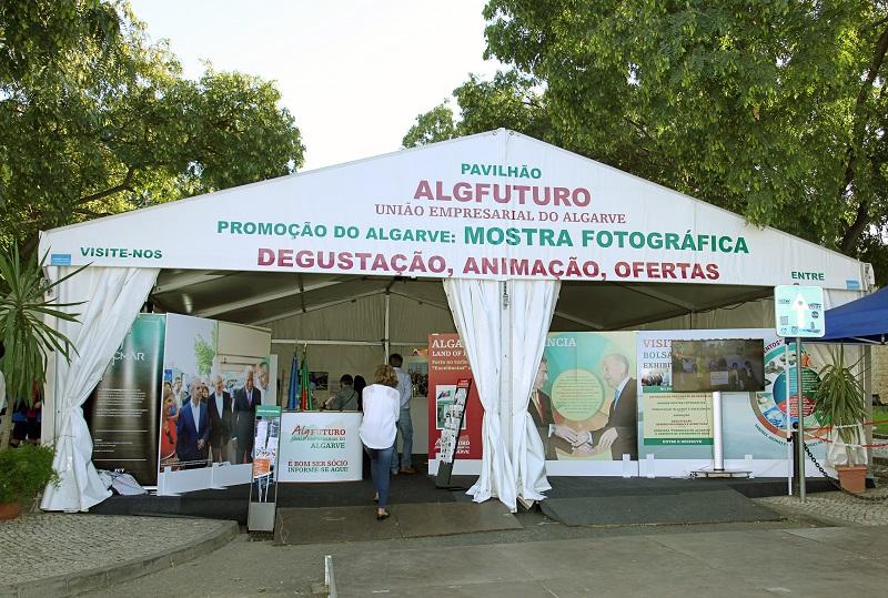 FEIRA DE STA IRIA: COM PRESENÇA DA ALGFUTURO, FARO E ALGARVE FICARAM MAIS FORTES